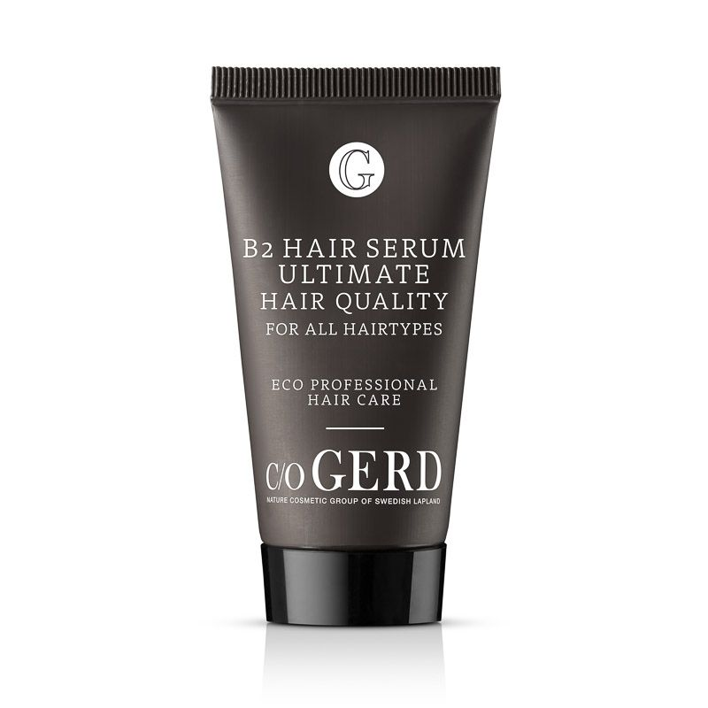 B2 HAIR SERUM 30 ML- Organic in the group Hair Care / Conditioner & Leave in at  Nature Cosmetic Group Of Swedish Lapland AB (105-0030)