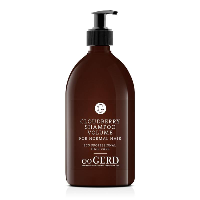 CLOUDBERRY SHAMPOO 500 ML in the group Hair Care / Shampoo at  Nature Cosmetic Group Of Swedish Lapland AB (111-0500)