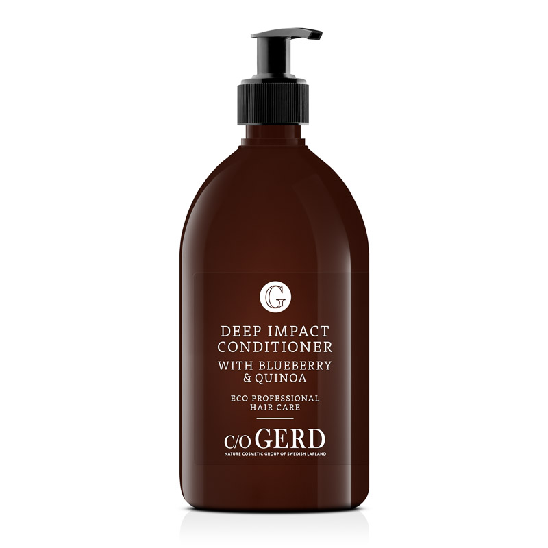 Deep Impact Conditioner 500 ml  in the group Hair Care / Conditioner & Leave in at  Nature Cosmetic Group Of Swedish Lapland AB (113-0500)