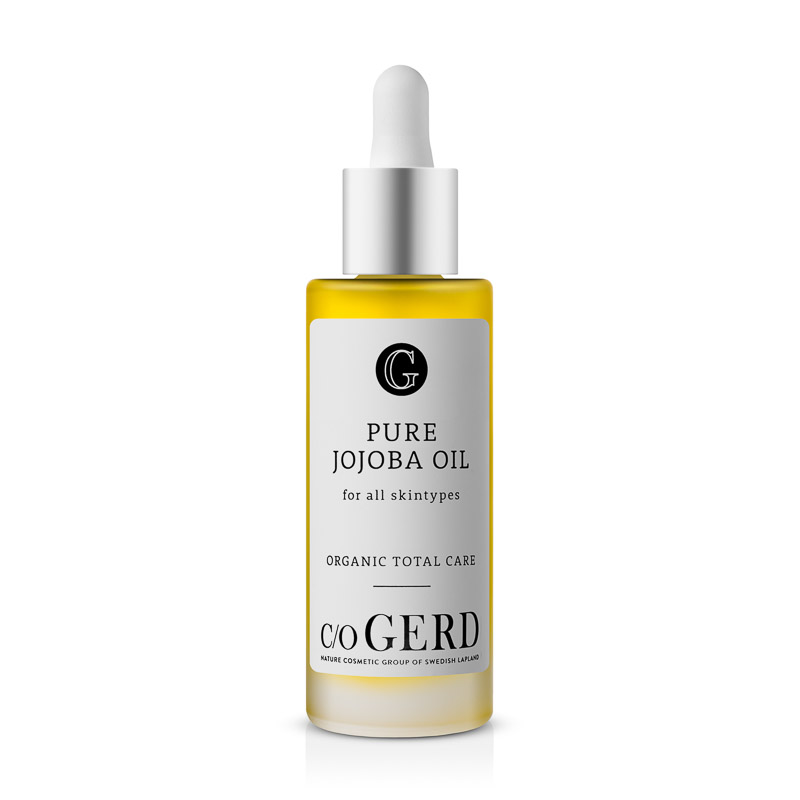 PURE JOJOBA OIL 30 ML in the group Skin Care  / Facial Oil  at  Nature Cosmetic Group Of Swedish Lapland AB (200-0030)