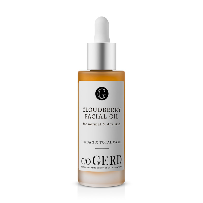 CLOUDBERRY FACIAL OIL 30 ML in the group Skin Care  / Facial Oil  at  Nature Cosmetic Group Of Swedish Lapland AB (202-0030)