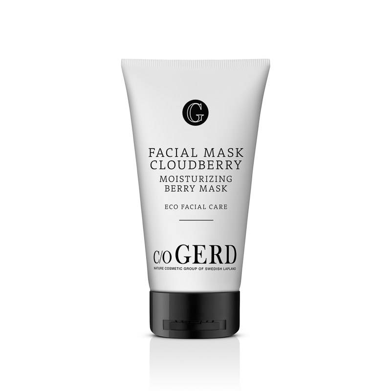 CLOUDBERRY FACIAL MASK 75 ML in the group Skin Care  / Facial Mask  at  Nature Cosmetic Group Of Swedish Lapland AB (210-0075)