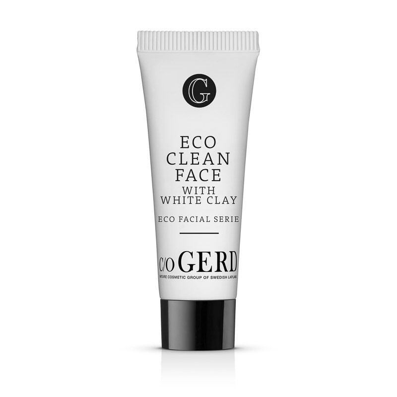 Eco Clean Face White Clay 10 in the group Skin Care  / Cleanser & Facial Scrub  at  Nature Cosmetic Group Of Swedish Lapland AB (213-0010)