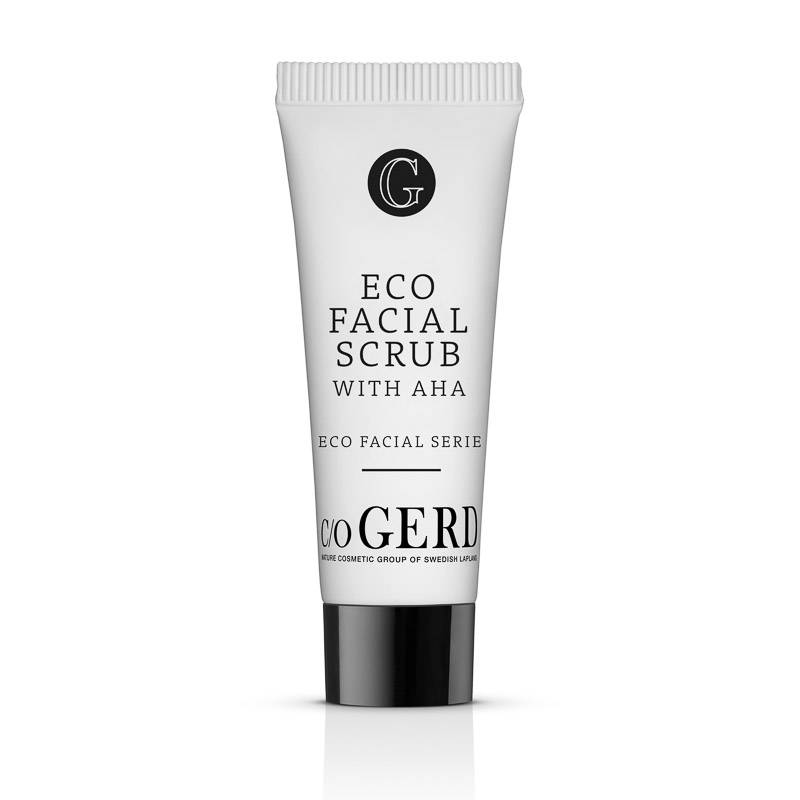 ECO FACIAL SCRUB 10 ML in the group Skin Care  / Cleanser & Facial Scrub  at  Nature Cosmetic Group Of Swedish Lapland AB (214-0010)