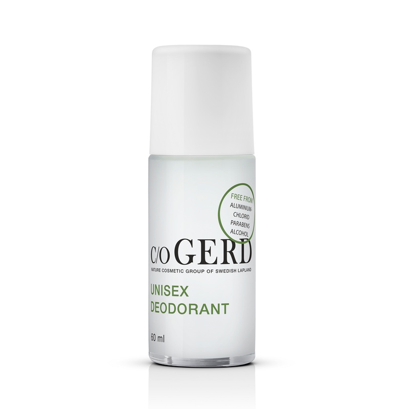 DEODORANT UNISEX 60 ML in the group Deodorant at  Nature Cosmetic Group Of Swedish Lapland AB (306-0060)